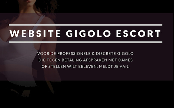 Website als gigolo